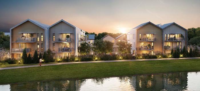 Maisons neuves et appartements neufs Bruges référence 4909 : aperçu n°4