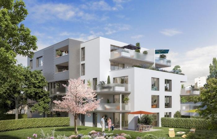 Appartements neufs Caudéran référence 4901 : aperçu n°0