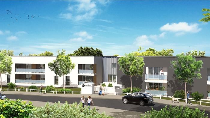 Appartements neufs Villenave-d'Ornon référence 5063 : aperçu n°0