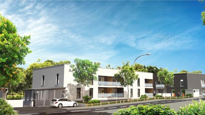 Appartements neufs Villenave-d'Ornon référence 5063 : aperçu n°2