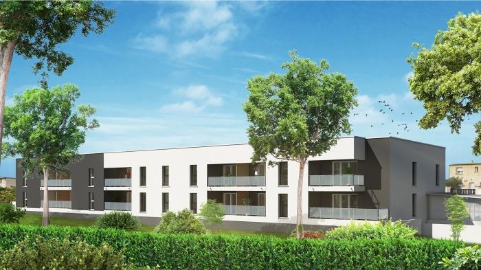 Appartements neufs Villenave-d'Ornon référence 5063 : aperçu n°3