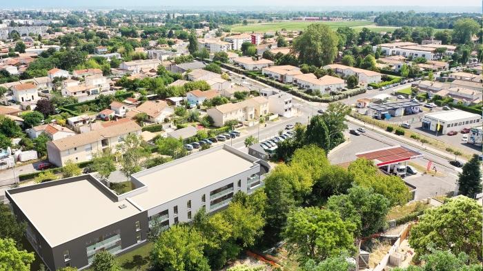 Appartements neufs Villenave-d'Ornon référence 5063 : aperçu n°4