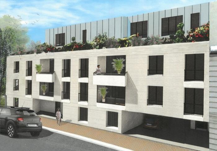 Appartements neufs Nansouty référence 5065 : aperçu n°0