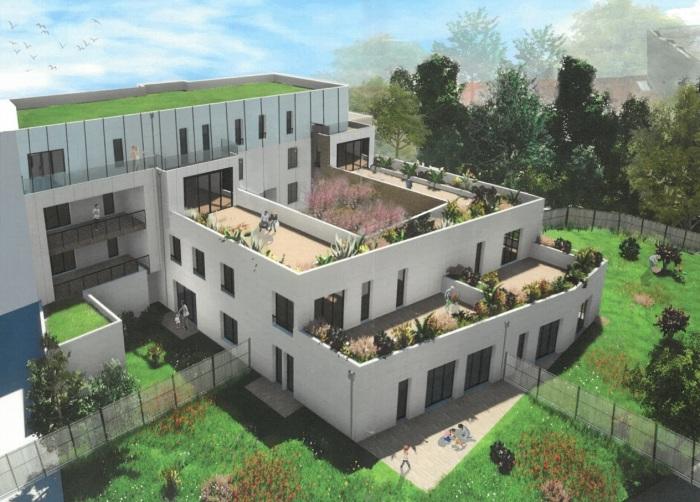 Appartements neufs Nansouty référence 5065 : aperçu n°2