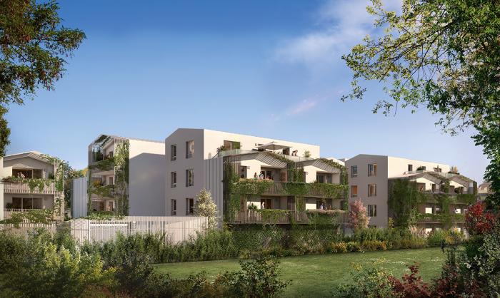 Appartements neufs Villenave-d'Ornon référence 5090 : aperçu n°0