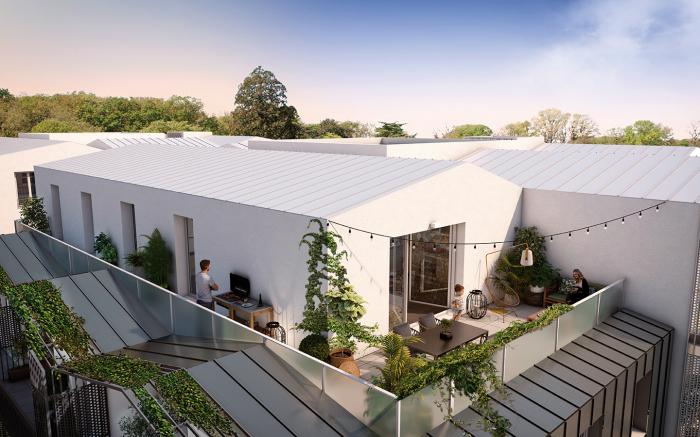 Appartements neufs Villenave-d'Ornon référence 5090 : aperçu n°2