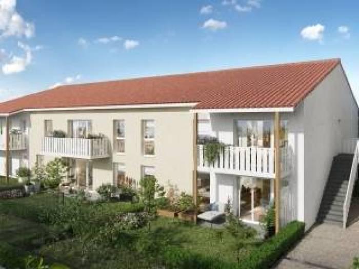 Appartements neufs Saint-Loubès référence 5250 : aperçu n°0