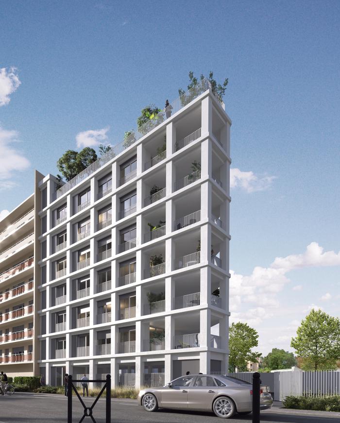 Appartements neufs Caudéran référence 5092 : aperçu n°0