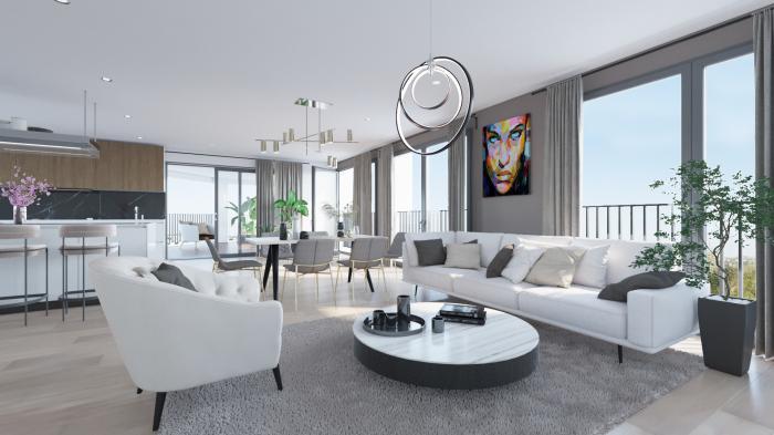 Appartements neufs Caudéran référence 5092 : aperçu n°1