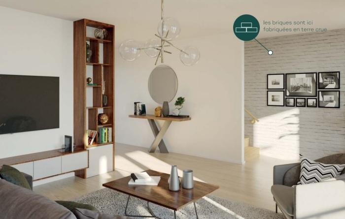 Appartements neufs Biganos référence 5094 : aperçu n°3