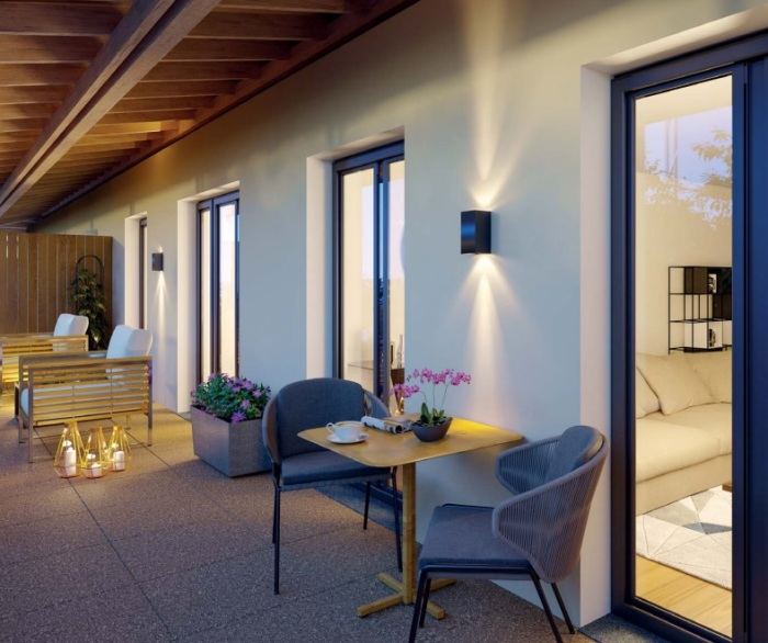 Appartements neufs Biganos référence 5094 : aperçu n°4