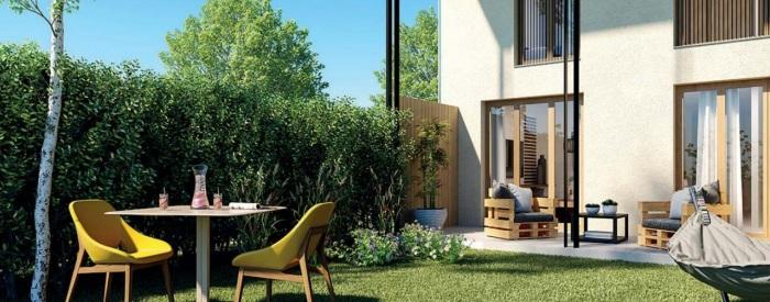 Appartements neufs Biganos référence 5094 : aperçu n°5