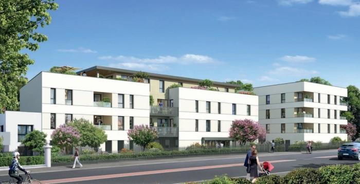 Appartements neufs Villenave-d'Ornon référence 5114 : aperçu n°0