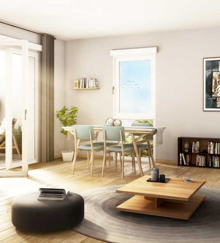 Appartements neufs Villenave-d'Ornon référence 5114 : aperçu n°2