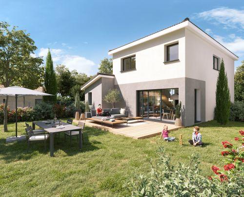 Maisons neuves Mérignac référence 5145