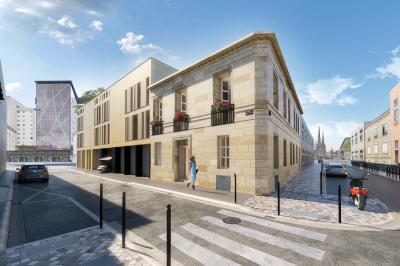 Maisons neuves et appartements neufs St Bruno référence 5152