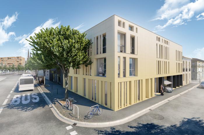 Maisons neuves et appartements neufs St Bruno référence 5152 : aperçu n°3