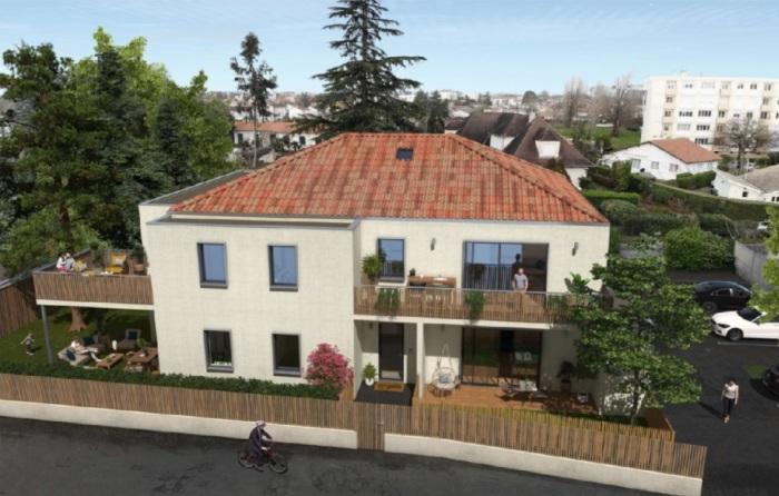 Appartements neufs Mérignac référence 5155 : aperçu n°0