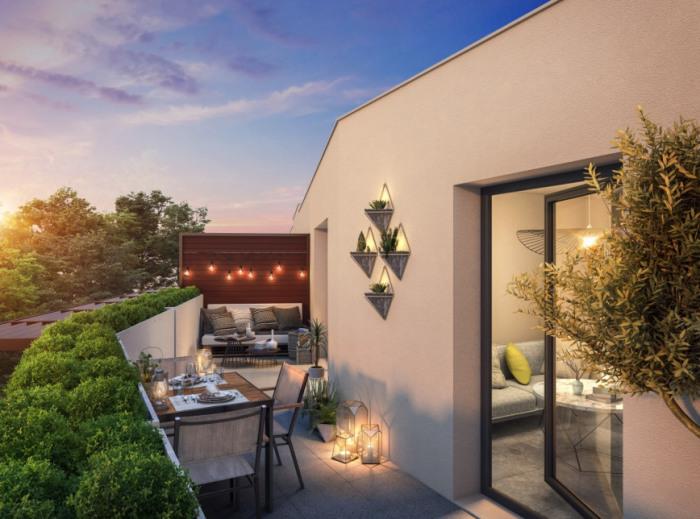 Maisons neuves et appartements neufs Bruges référence 5167 : aperçu n°1