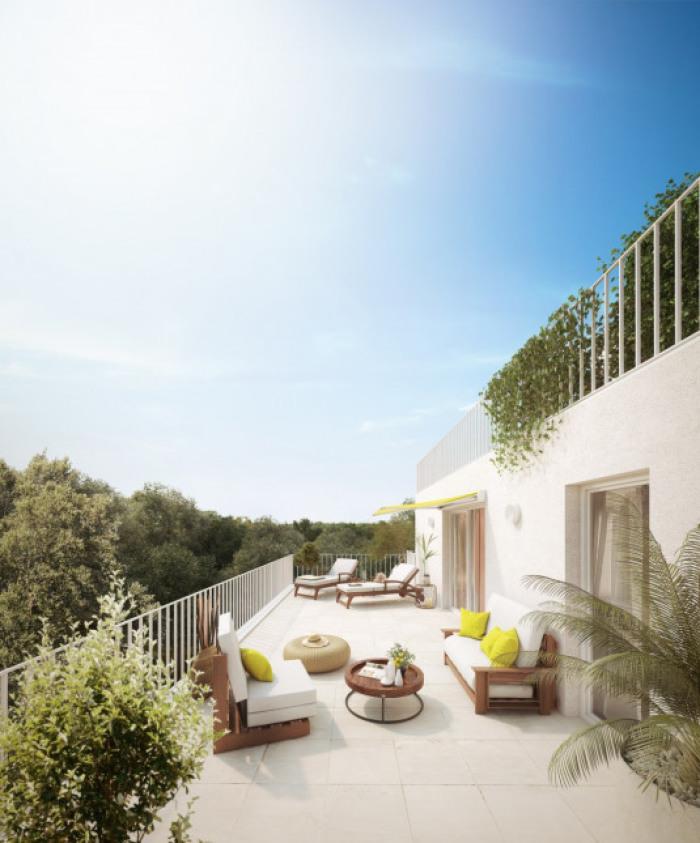 Maisons neuves et appartements neufs Bruges référence 5167 : aperçu n°2