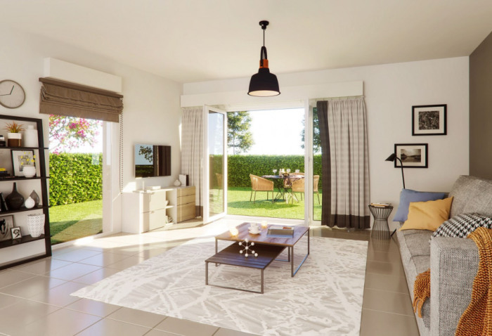 Maisons neuves et appartements neufs Bruges référence 5167 : aperçu n°3