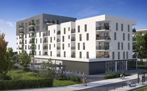 Appartements neufs Lormont référence 5224