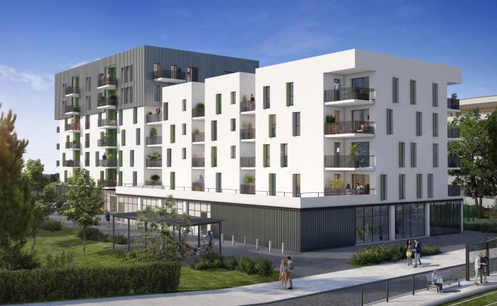 Appartements neufs Lormont référence 5224 : aperçu n°0