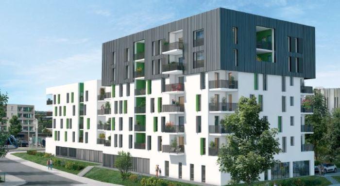 Appartements neufs Lormont référence 5224 : aperçu n°1