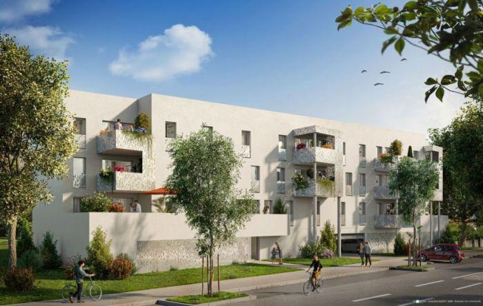 Appartements neufs Villenave-d'Ornon référence 5226 : aperçu n°0