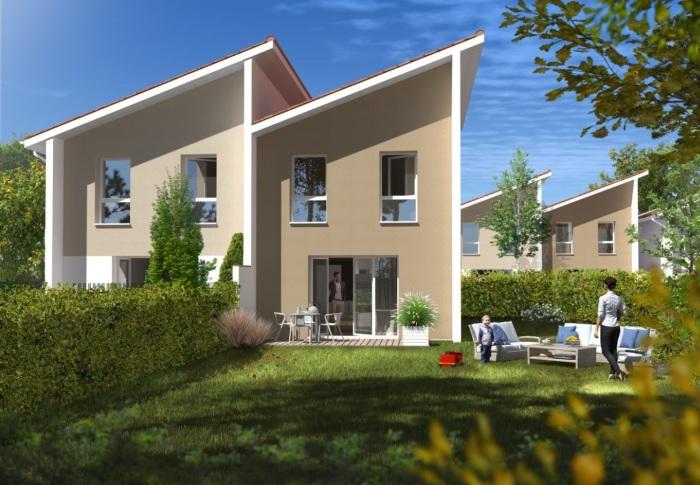 Maisons neuves Eysines référence 5245 : aperçu n°2