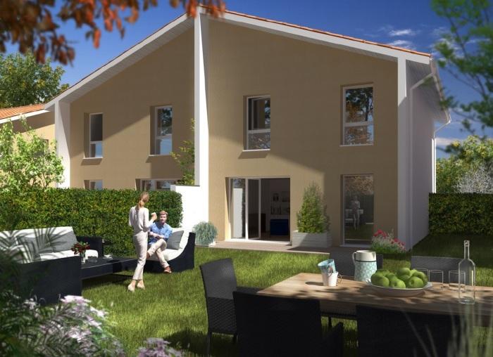 Maisons neuves Eysines référence 5245 : aperçu n°4
