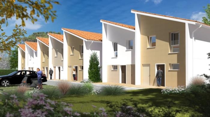 Maisons neuves Eysines référence 5245 : aperçu n°6