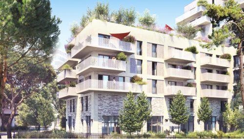 Appartements neufs Bastide référence 5277