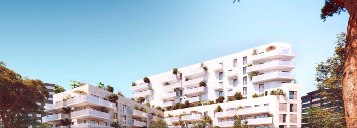 Appartements neufs Bastide référence 5277 : aperçu n°3