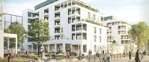 Appartements neufs Lormont référence 5300