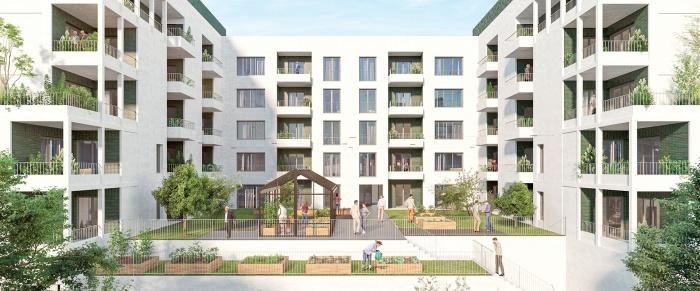 Appartements neufs Lormont référence 5300 : aperçu n°3