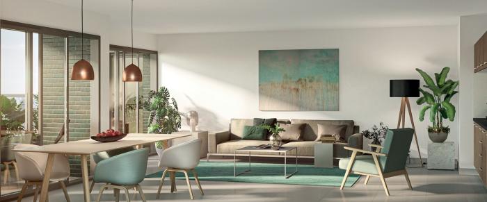 Appartements neufs Lormont référence 5300 : aperçu n°2