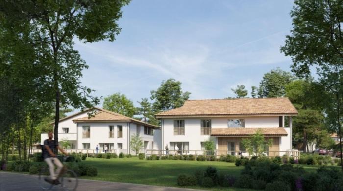 Appartements neufs Gradignan référence 5305 : aperçu n°0