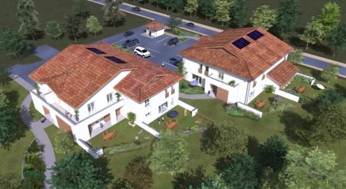 Appartements neufs Gradignan référence 5305 : aperçu n°3