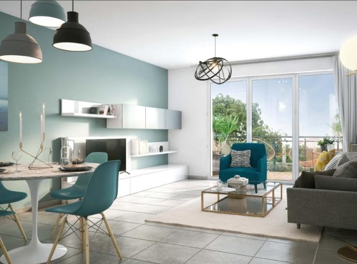 Appartements neufs Villenave-d'Ornon référence 4600 : aperçu n°1