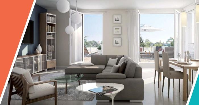 Appartements neufs Lormont référence 5445 : aperçu n°1