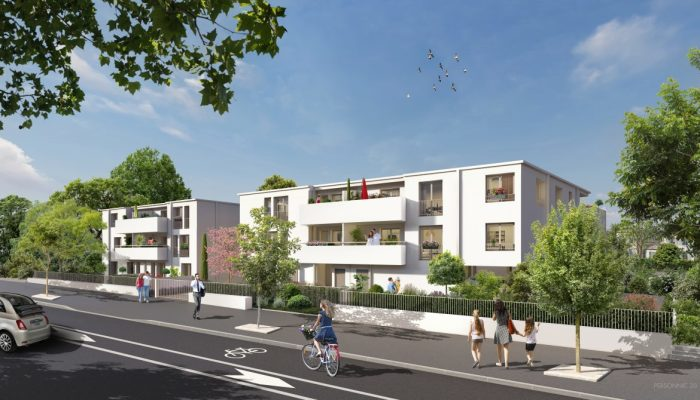 Appartements neufs Mérignac référence 5451 : aperçu n°0
