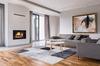 conseil immobilier - Un salon moderne dans un appartement neuf