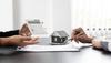 conseil immobilier - Un rendez-vous à la banque pour un emprunt immobilier