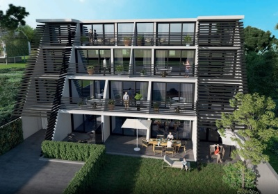 Appartements neufs Caudéran référence 5476