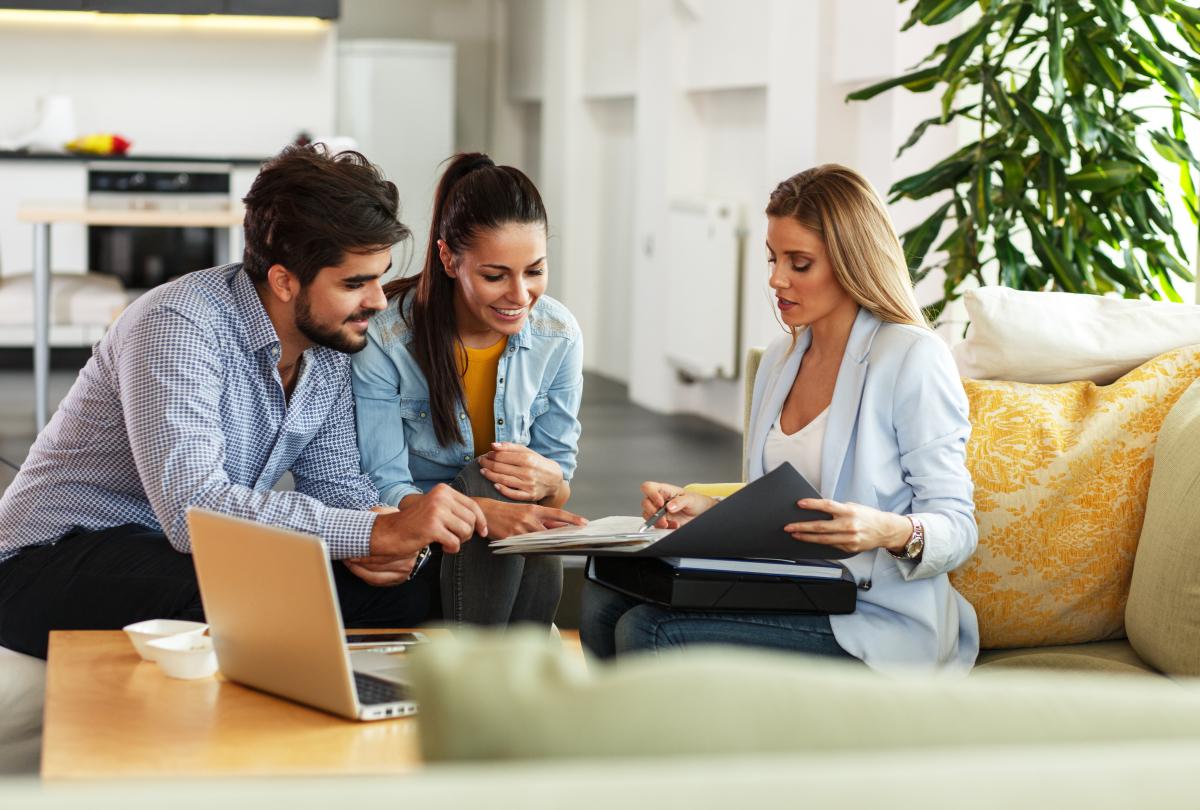 taux de crédit immobilier bordeaux - Un rendez-vous immobilier pour l'achat d'une maison neuve