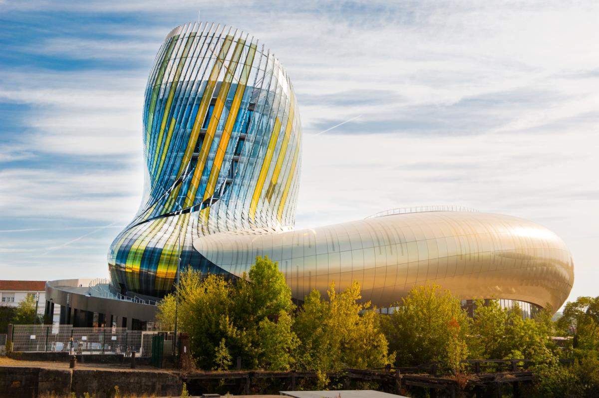 taux de crédit immobilier bordeaux - La Cité du Vin à Bordeaux