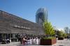taux de crédit immobilier bordeaux - La Cité du Vin et les halles de Bacalan à Bordeaux