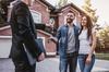 location appartement neuf bordeaux - Une remise de clef pour une maison neuve
