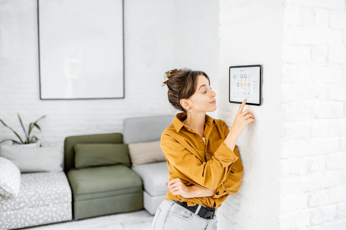 Location appartement neuf à Bordeaux - Paramétrer son appartement neuf connecté